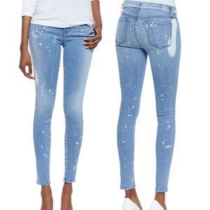 J Brand 620 Mid-Rise Zephyr Super Skinny Jeans